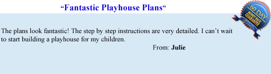 Plans For Playhouse 16