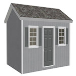 Plans For Playhouse 4