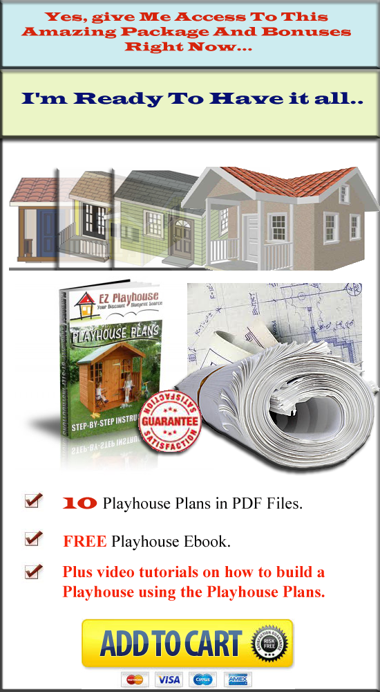 Plans For Playhouse 19